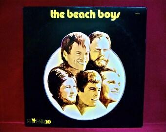 THE BEACH BOYS - The Beach Boys - 1981 Vintage Vinyl Record Album