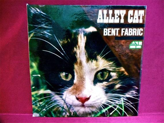 BENT FABRIC - Alley Cat - 1962 Vintage Vinyl Record Album