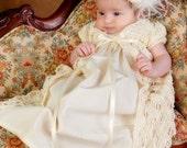Brittney's Blessing Dress Thread Crochet Pattern (954)