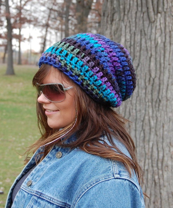 The Phantasy Northern Lights Beanie, inspired by Phish and the CK5 Light Show