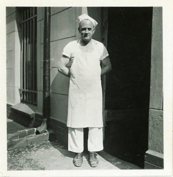 "Vintage Photo ""Hotel Cook"", Photography, Paper Ephemera, Snapshot, Old Photo, Collectibles - 0007"