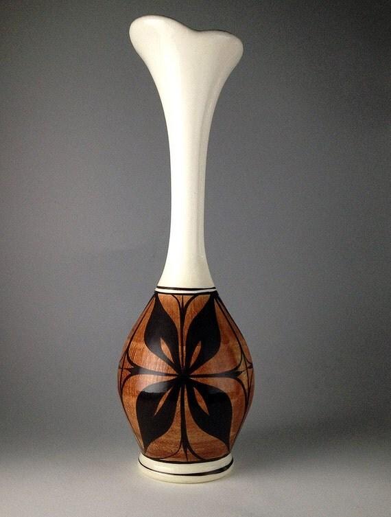 Mid Century Modern Vintage Hawaiian Vase