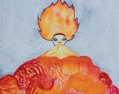 The Fire Breather (Comic Book)