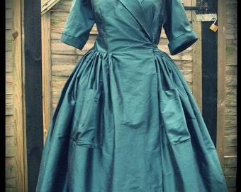 1950's Brunchcoat/Housedress