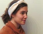 The Turban Headband - Wool Blend - Fisherman