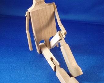 Limberjack Dancing Doll