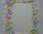 Picture Frame for Baby