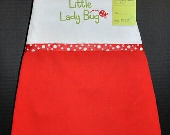 Childrens Apron Ladybug
