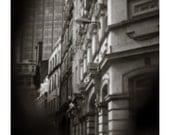 London City Pinhole Print