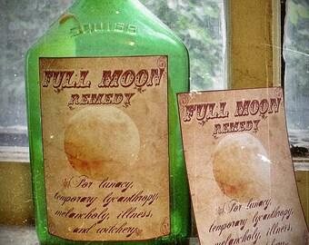 Full Moon Remedy - Stickers