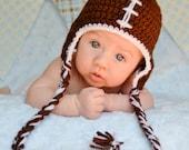 Happy Baby Football Hat