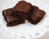 Best Vegan Brownies Ever - Nine Pieces