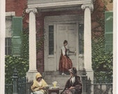 Starbuck House, Nantucket post card. Gardiner, PHOSTINT