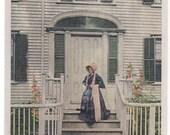 The Macy Door Main Street, Nantucket post card. Gardiner, PHOSTINT