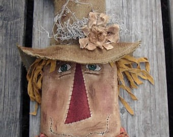 Rusty The Scarecrow E Pattern