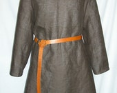 Viking Age linen Birka-style historical tunic
