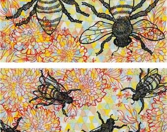 Hive 4 x 6 Notecard Set