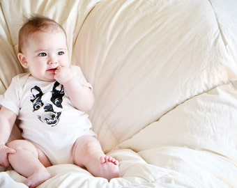 Smile Onesie / Available in 6M-12M-18-M