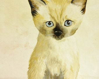 Here Kitty Kitty..I will paint your pet!