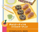 Re-Ment Petit Donuts To Go (set 1)