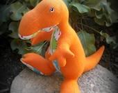 Personalize Your Own Custom Dinosaur Plush
