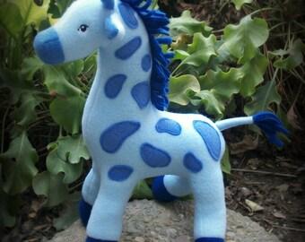 Persoanlize Your Own Custom Giraffe Plush