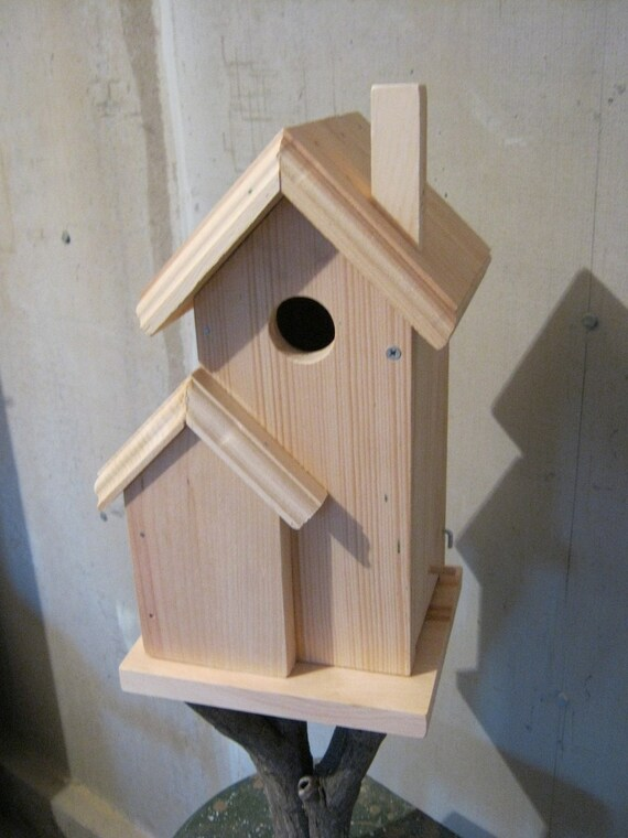 Blue Bird House, Nest Box