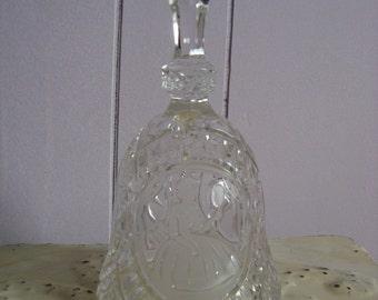 Crystal Dinner Bell