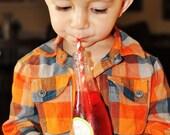 10 Plastic Soda Pop Bottle Favors