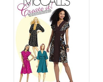 McCall's Pattern M5973 Misses' Dress Sizes 6-14 NEW