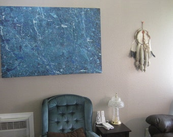 huge original OOAK abstract painting- FREE SHIPPING- sale
