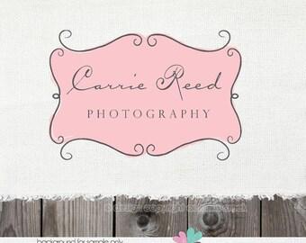 Premade Logo photography logos premade logo designs Premade Shop Logos Premade photography logos Vintage Photography Logo