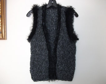 Handknitted Fashionable Vest
