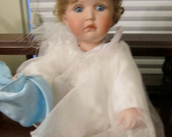 Ashton Drake Doll Porcelain Angel Heavenly Inspirations / Beautiful
