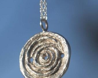 Orions Belt Necklace - Sterling Silver