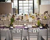 Mr. & Mrs. Chair Hangs, Wedding, Engagement, Bride, Groom, Anniversary Party