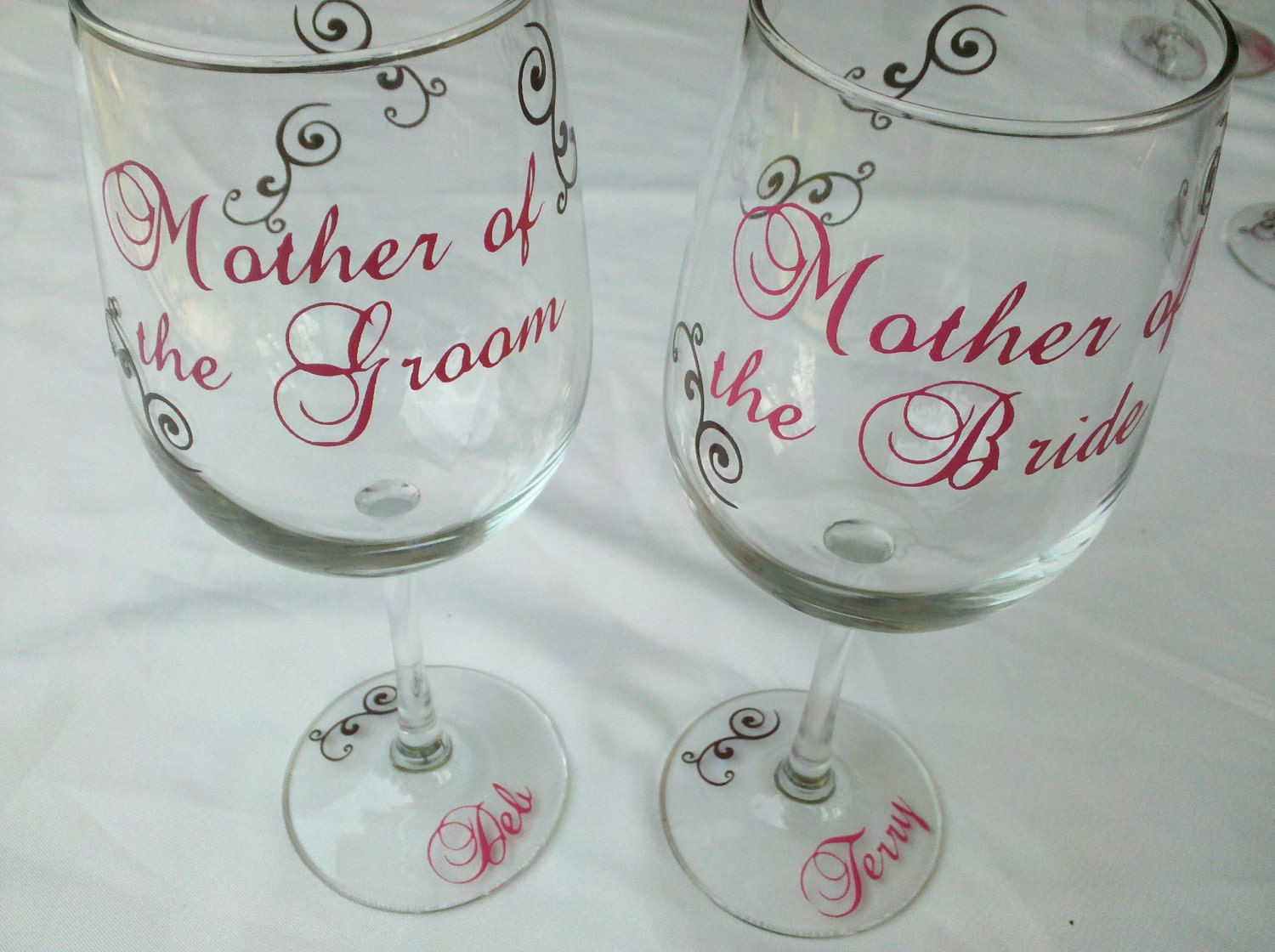 Personalized Wedding Gifts For Groom: Personalized Mother Of The Bride Or Groom Gift By