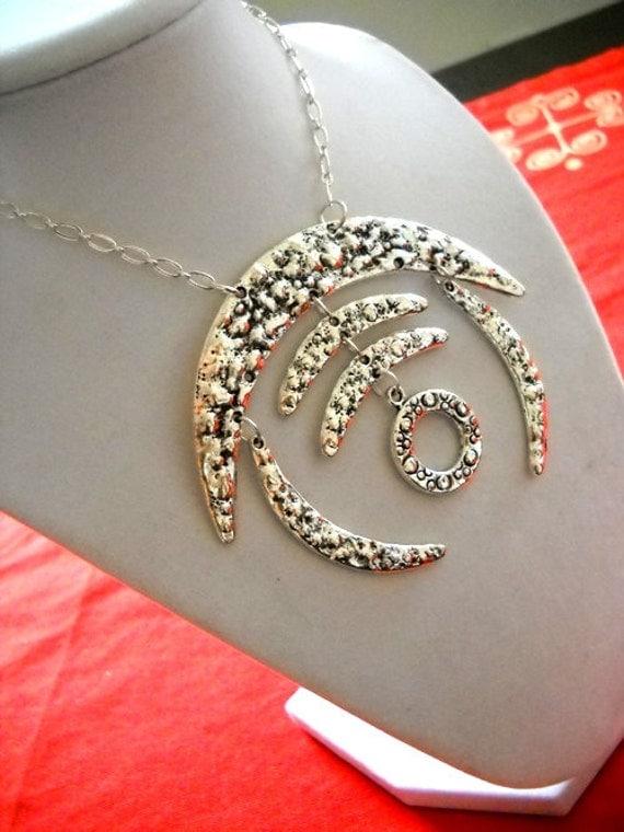 Silver Symbol Necklace
