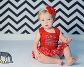 Girls American Flag Dress Custom Boutique Rhinestone Dresses Baby Toddler Girls Clothing Available in  6-12 months through 6/8