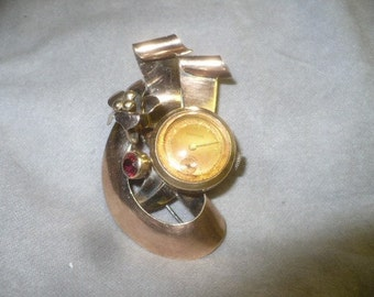Ladies Watch Pin