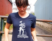 Paul Bunyan Michigan T-shirt