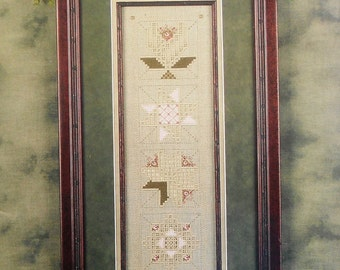 Emie Bishop | Cross N Patch | ANOTHER STORY | Counted Cross Stitch Pattern | Hardanger | Drawn Thread Pattern | Chart