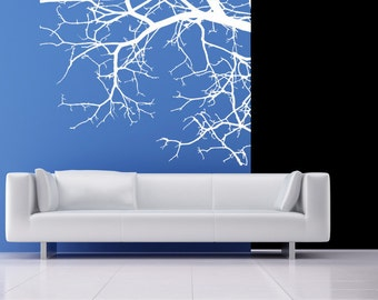 Branch Wall Decals, Tree Branch, Decorative Branches, Branches, Branch Decor, Branch Decal, Home Wall Art, Wall Decal, Vinyl Sticker