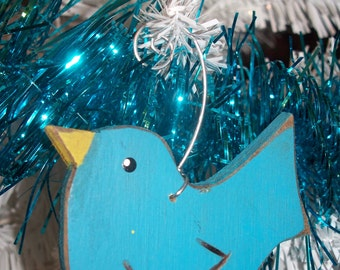 Its My little Blue Bird Ornament