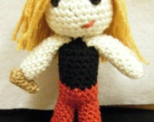 Amigurumi Buffy the Vampire Slayer
