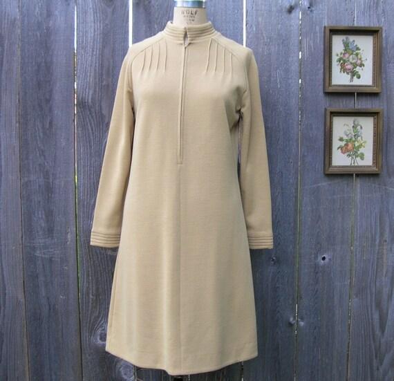 Vintage 70's SIMPLY AUTUMN Knit Dress