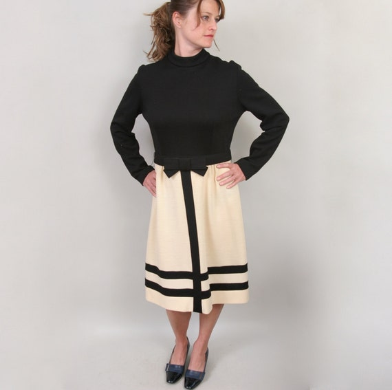 1970's sweater dress