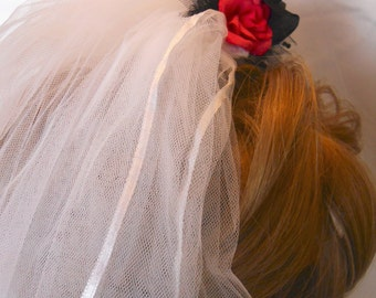Bachelorette Party Girls Night Out Bride To Be Party Veil