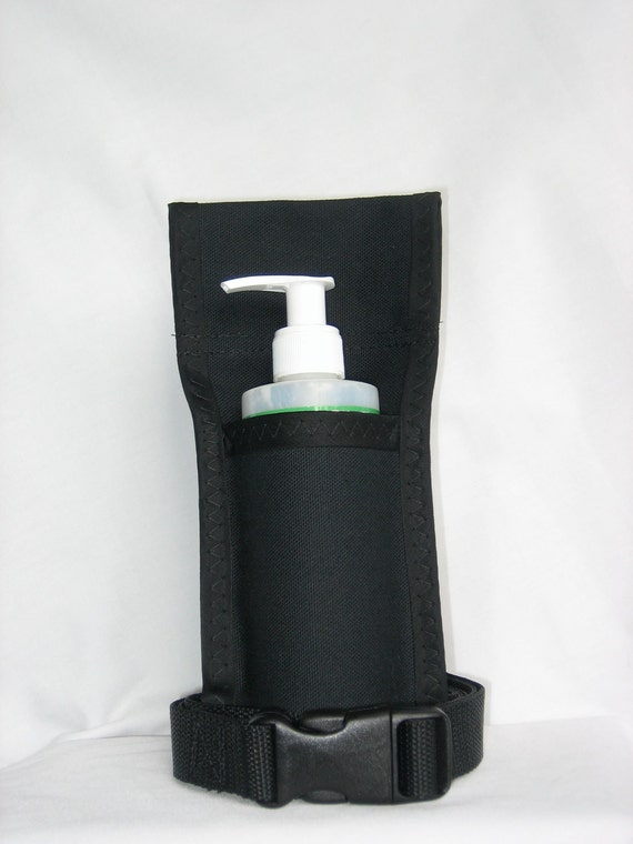 Made to Order - Solid Massage Holster with belt, Pick your Color