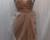 Elegant Criss Cross Short Dress